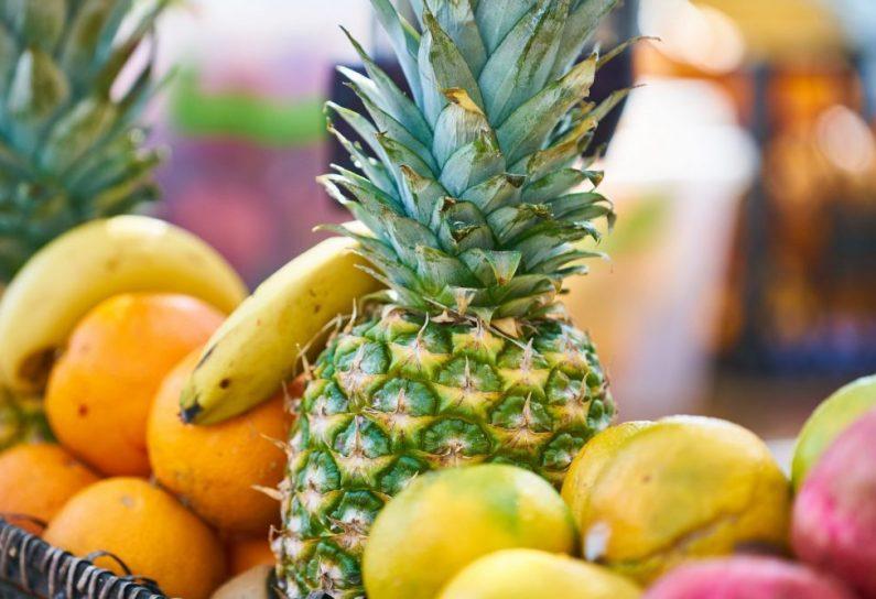 Frisches Obst als Vitamin C Lieferant